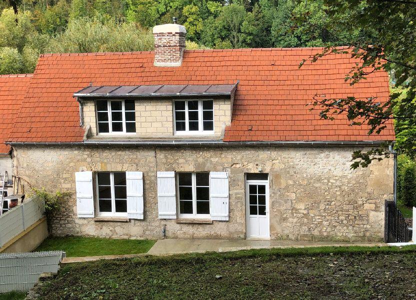 Maison à louer 99.41m2 à Crépy-en-Valois