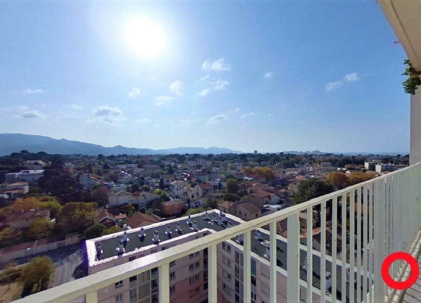Appartement à vendre 76.18m2 à Marseille 12