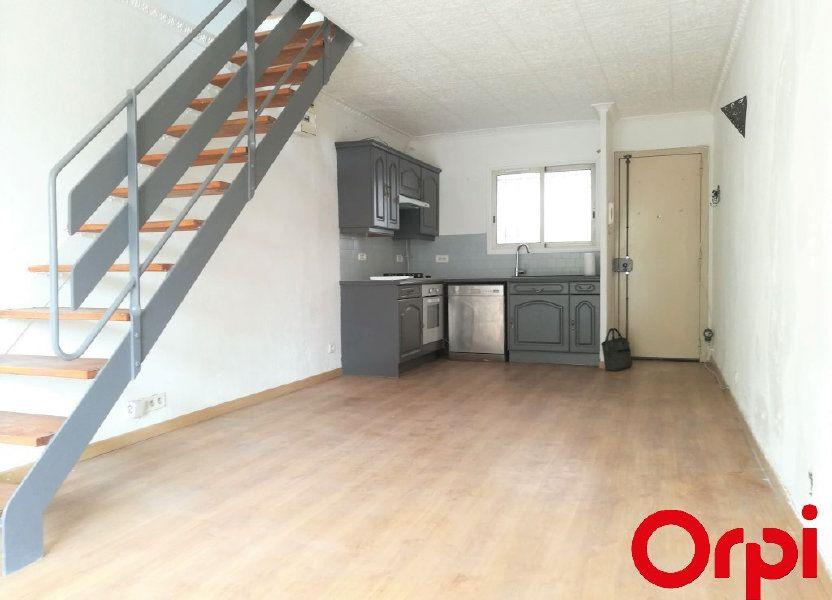 Appartement à vendre 41m2 à Marseille 5