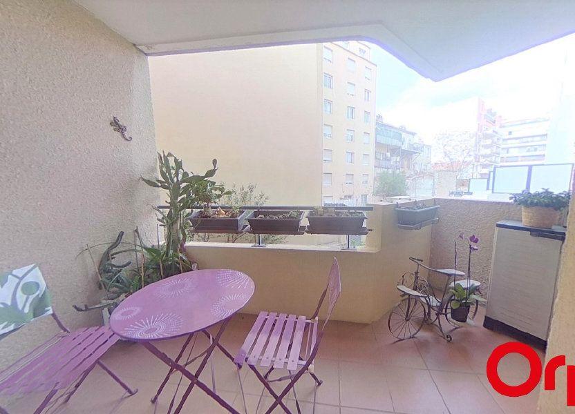 Appartement à vendre 56m2 à Marseille 8