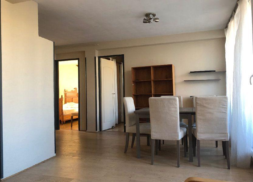 Appartement à louer 58m2 à Marseille 8