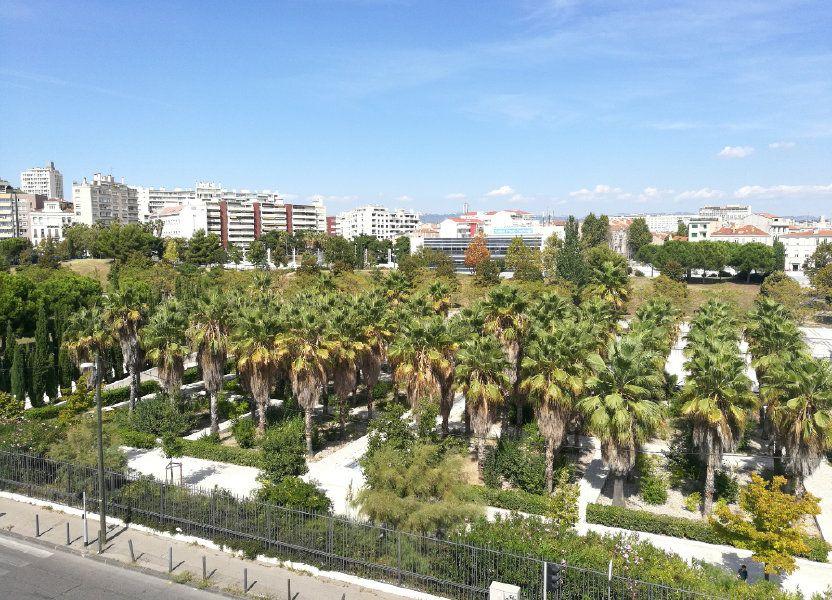 Appartement à louer 51m2 à Marseille 8