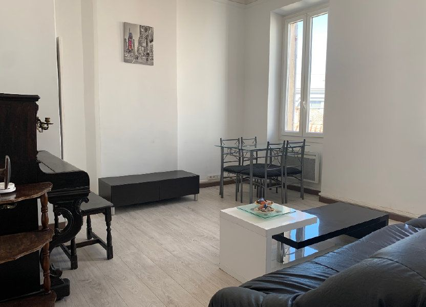 Appartement à louer 40.46m2 à Marseille 8