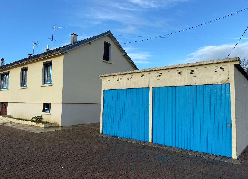 Maison à vendre 66m2 à Argentan