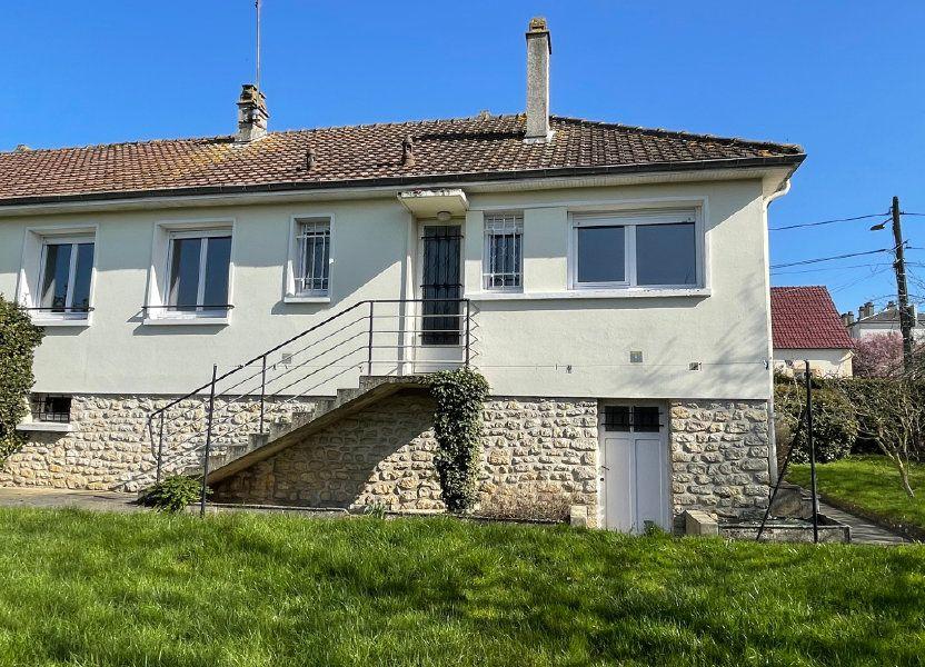 Maison à vendre 92m2 à Argentan