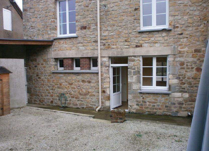 Maison à louer 84.25m2 à Lougé-sur-Maire