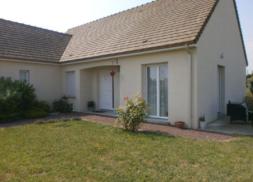 Maison à louer 116m2 à Sarceaux