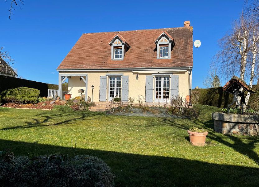 Maison à vendre 127m2 à Sarceaux