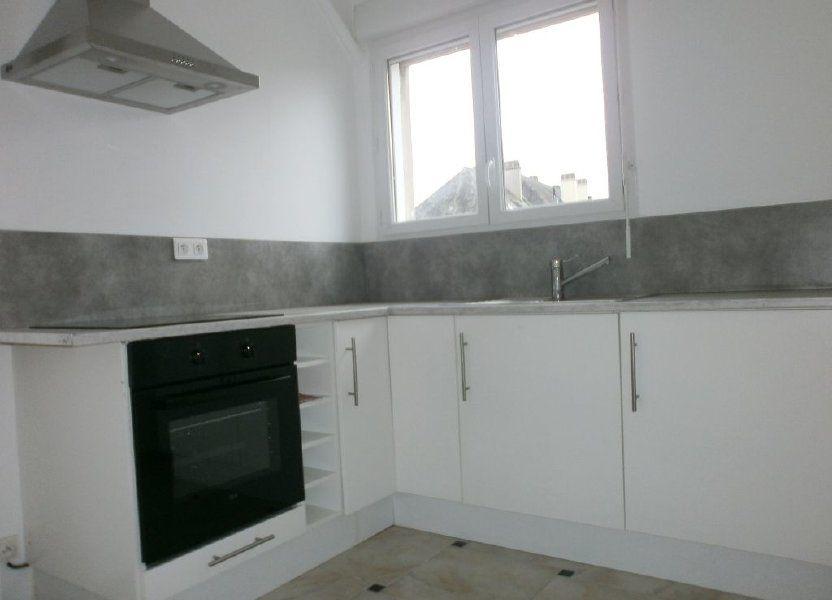 Appartement à louer 54m2 à Argentan