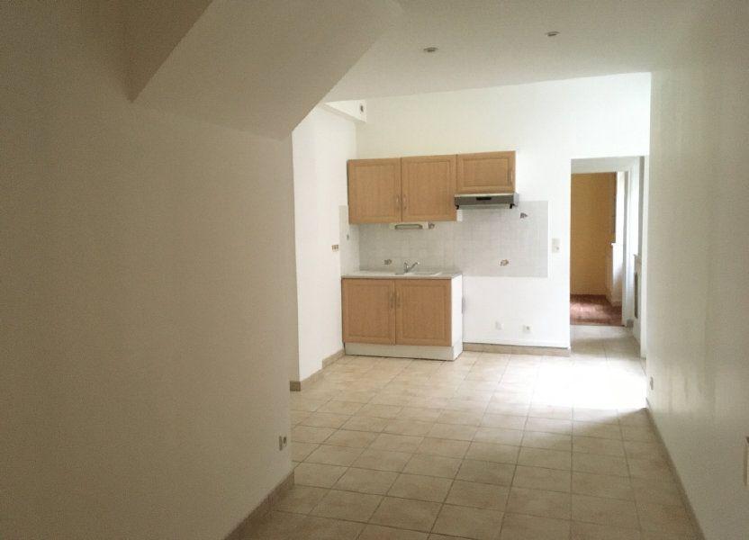 Appartement à louer 35m2 à Écouché