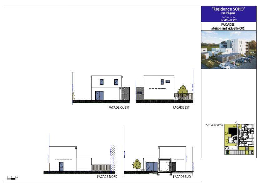 Maison à vendre 91.25m2 à Saint-Avé