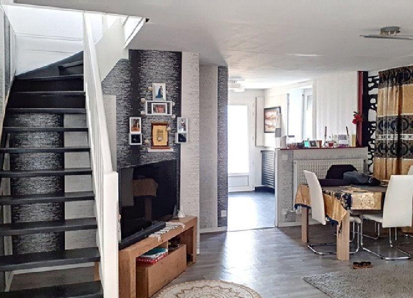 Maison à vendre 90m2 à Locminé