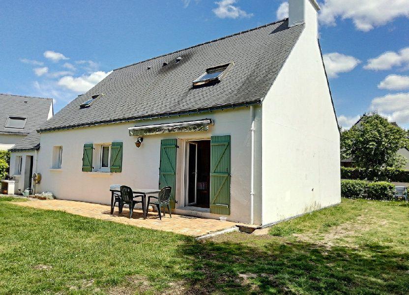 Maison à vendre 128m2 à Vannes