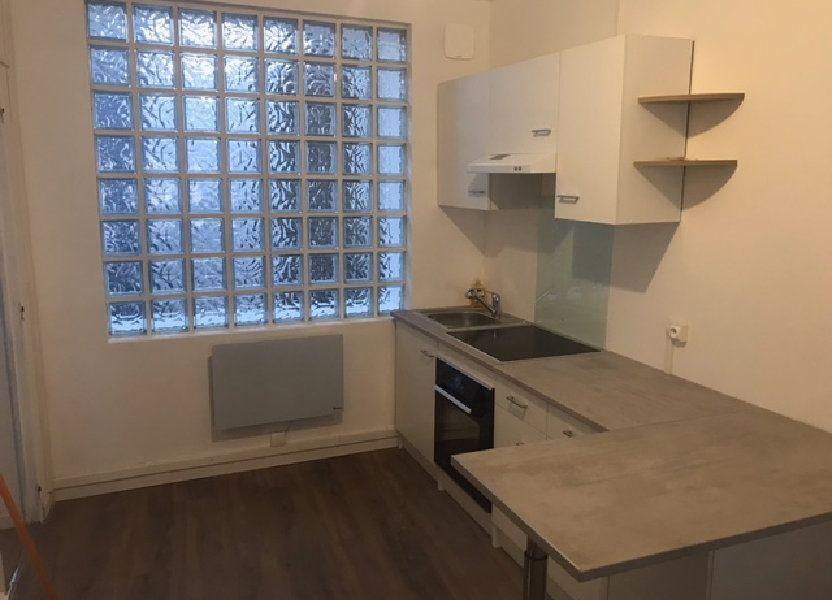 Appartement à louer 55.65m2 à Avesnes-sur-Helpe