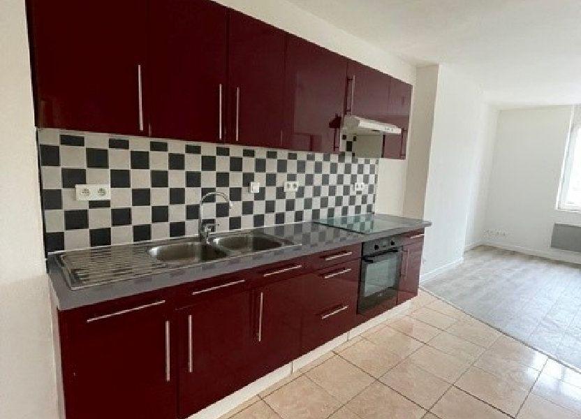 Appartement à louer 43.17m2 à Raismes