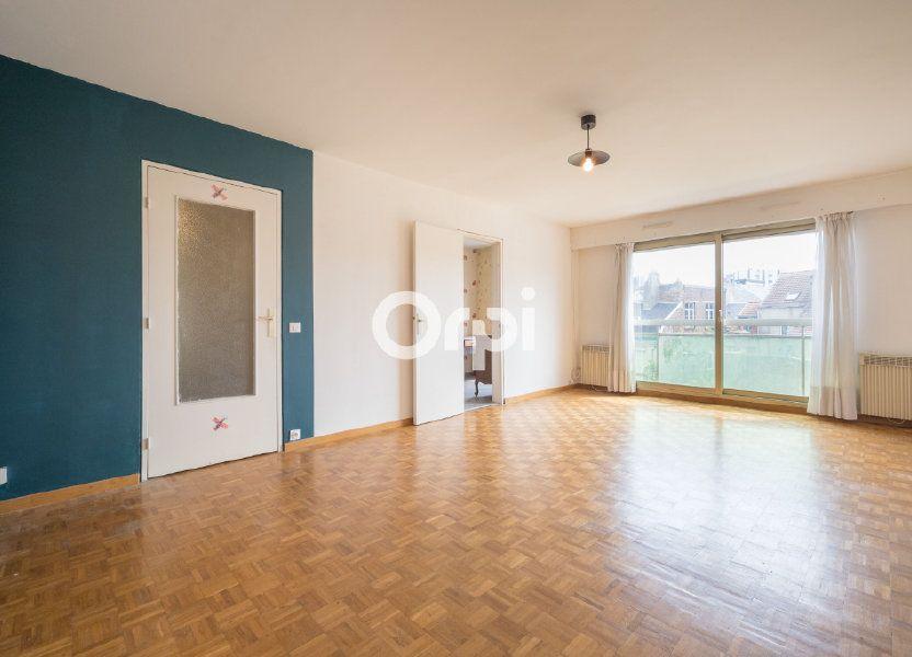 Appartement à vendre 72.6m2 à Valenciennes