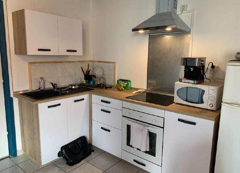 Appartement à louer 39m2 à Maubeuge