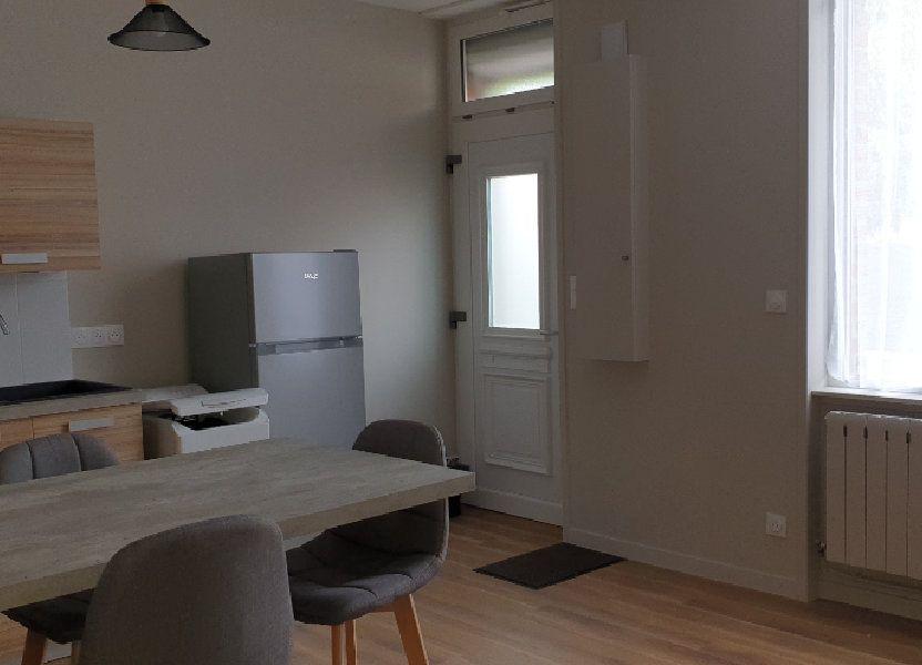 Appartement à louer 33.13m2 à Marly