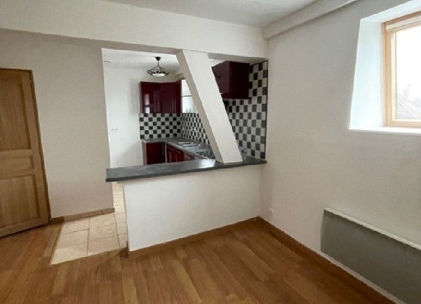 Appartement à louer 47m2 à Raismes