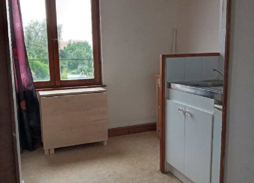 Appartement à louer 16.7m2 à Valenciennes