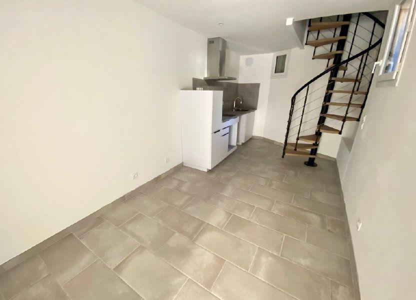 Appartement à louer 29.67m2 à Mas-de-Londres