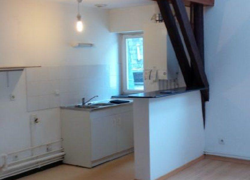 Appartement à louer 86m2 à Nancy
