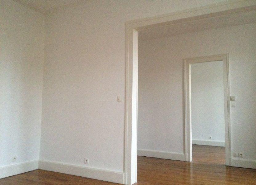 Appartement à louer 64m2 à Laneuveville-devant-Nancy