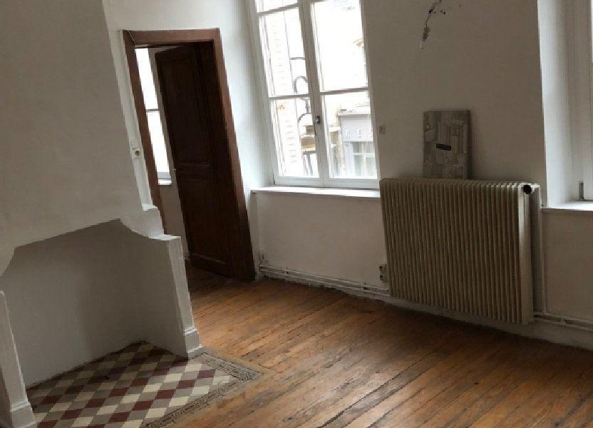 Appartement à louer 64m2 à Nancy