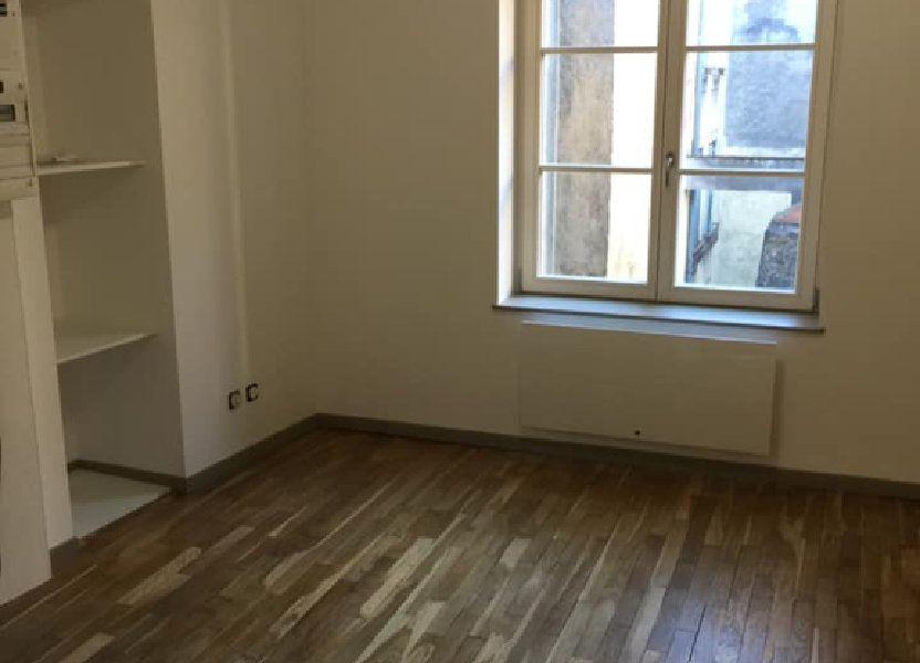 Appartement à louer 24m2 à Nancy