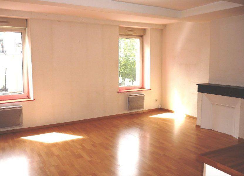 Appartement à louer 44.18m2 à Nancy