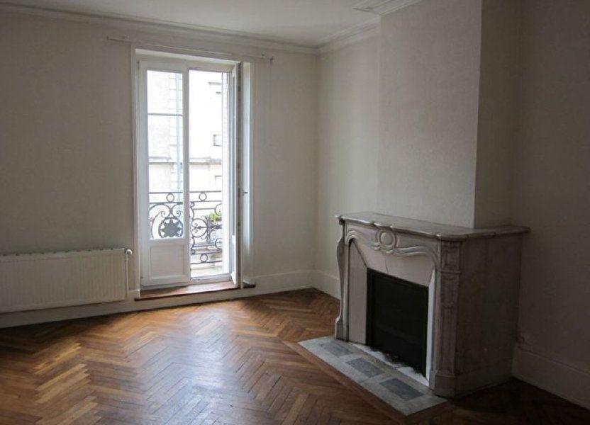 Appartement à louer 84m2 à Nancy