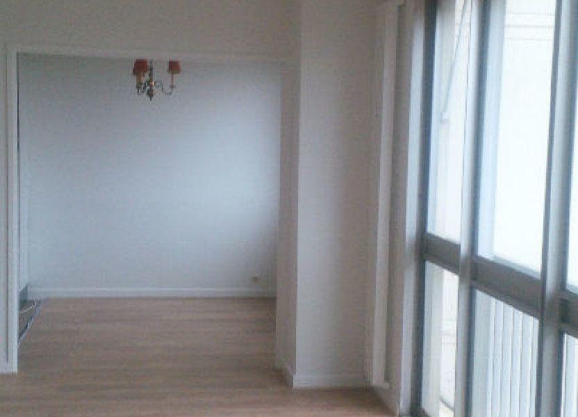 Appartement à louer 94.86m2 à Nancy