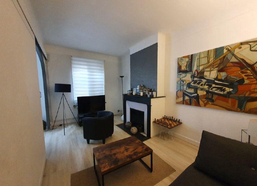 Appartement à louer 60m2 à Nancy