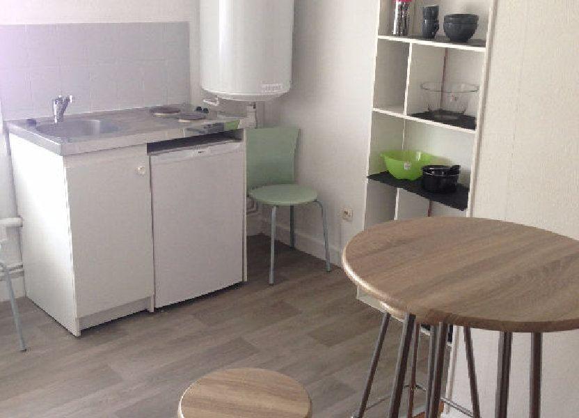 Appartement à louer 15.58m2 à Nancy