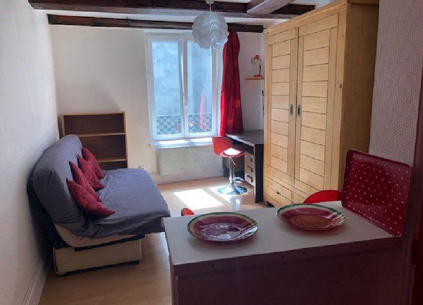Appartement à louer 16.6m2 à Nancy