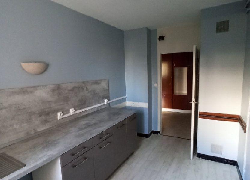 Appartement à louer 74.68m2 à Laxou