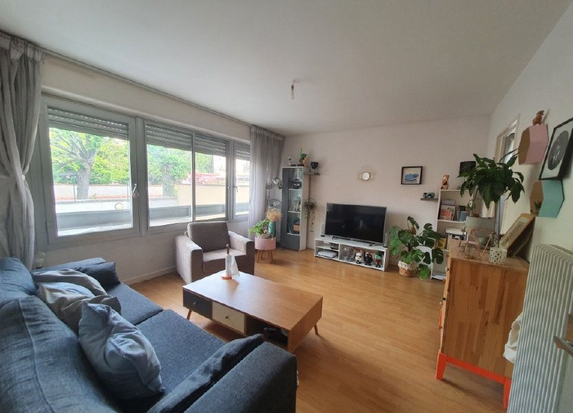Appartement à louer 54m2 à Nancy