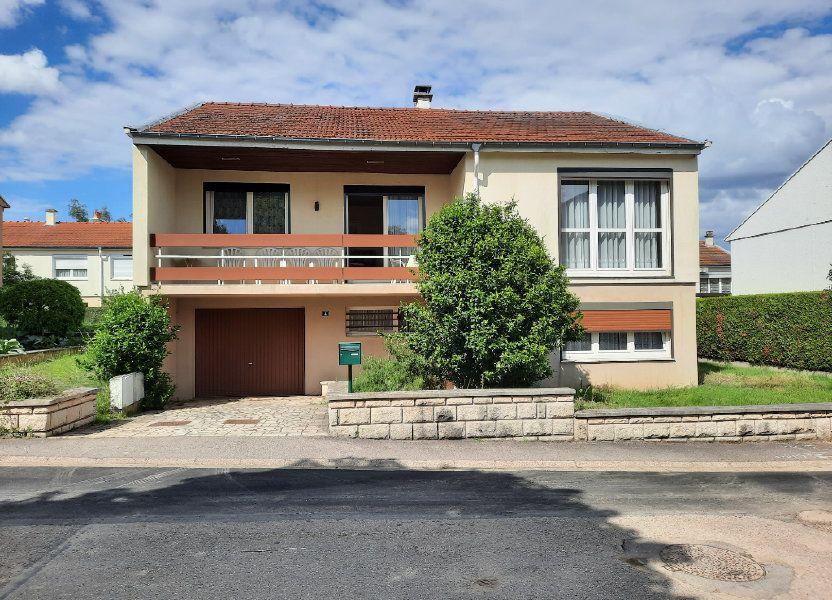 Maison à louer 155m2 à Villers-lès-Nancy