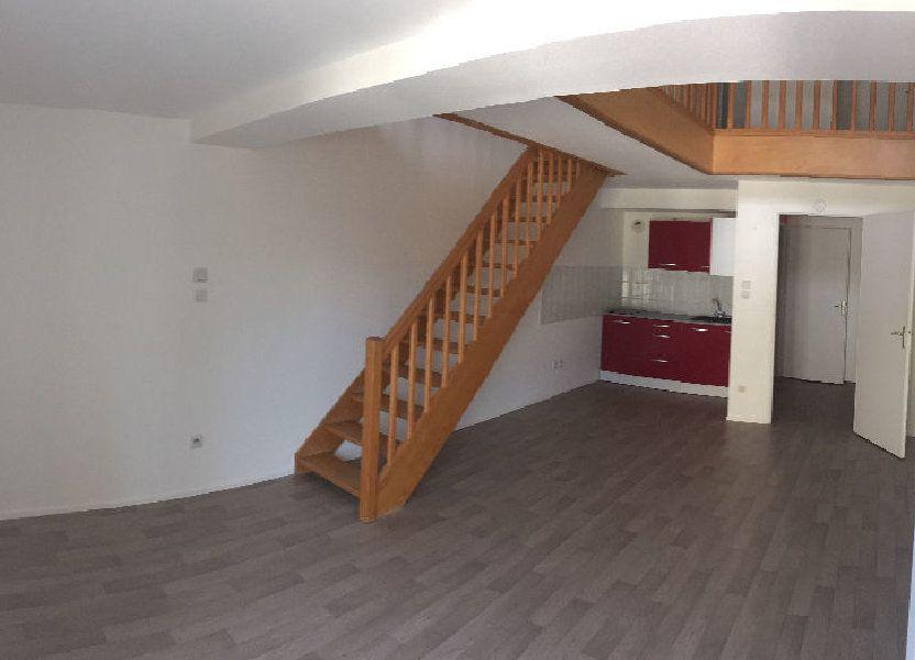 Appartement à louer 56.06m2 à Nancy