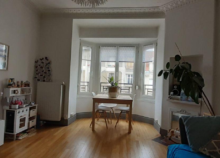 Appartement à louer 65.65m2 à Nancy