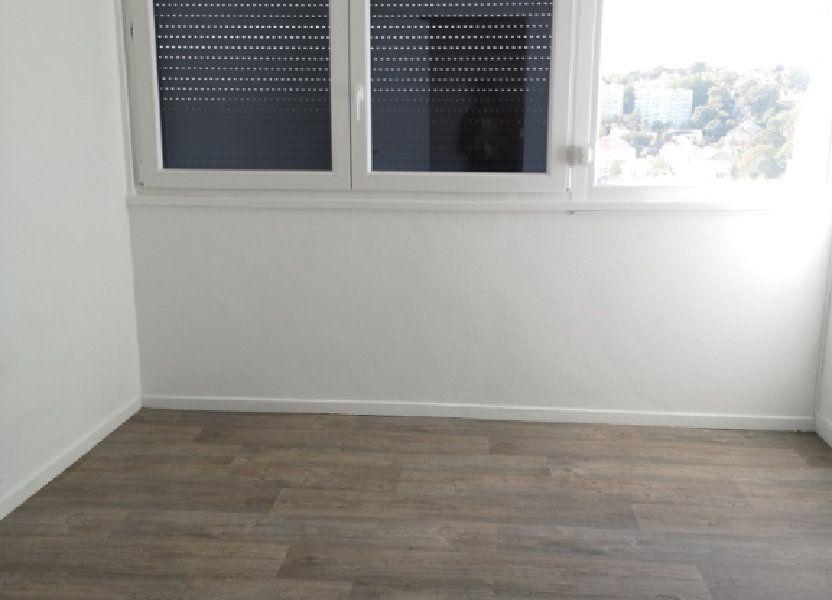 Appartement à louer 58m2 à Nancy