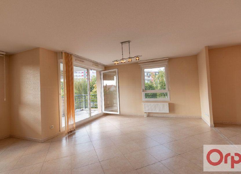 Appartement à vendre 83m2 à Strasbourg