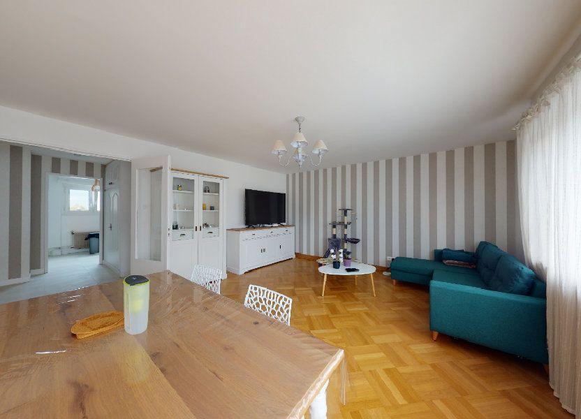 Appartement à vendre 89.24m2 à Strasbourg