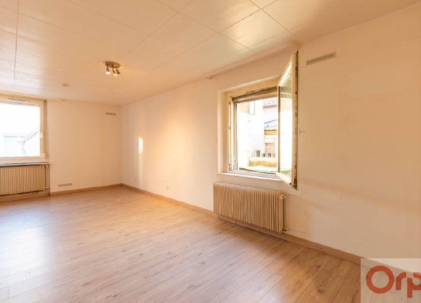 Appartement à vendre 49.48m2 à Bischheim