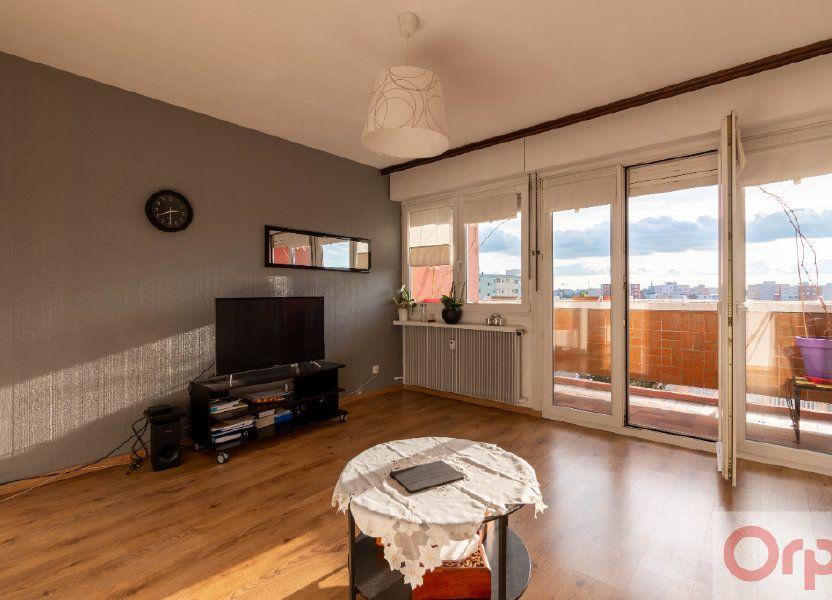 Appartement à vendre 85.74m2 à Hoenheim