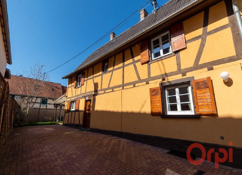 Maison à vendre 148m2 à Brumath