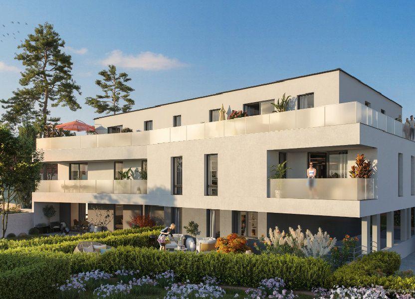 Appartement à vendre 65.11m2 à Truchtersheim