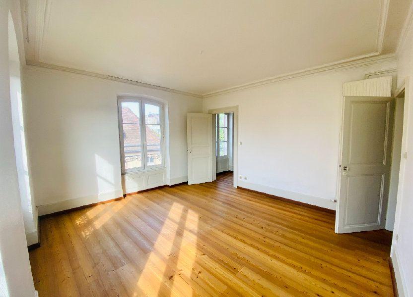 Appartement à louer 99m2 à Strasbourg