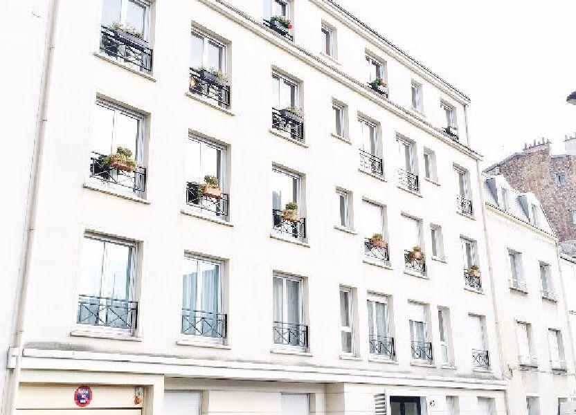 Stationnement à louer 0m2 à Paris 15