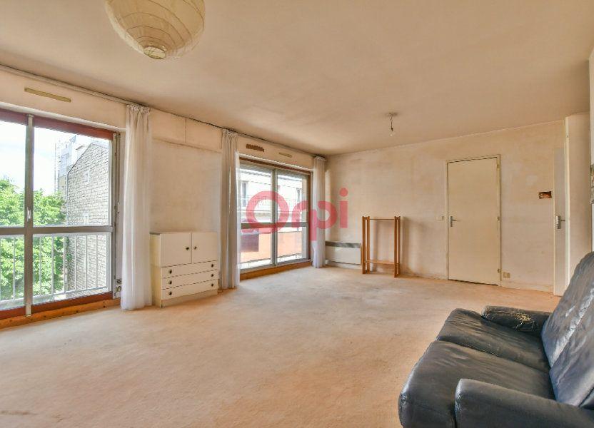 Appartement à vendre 105.5m2 à Paris 15